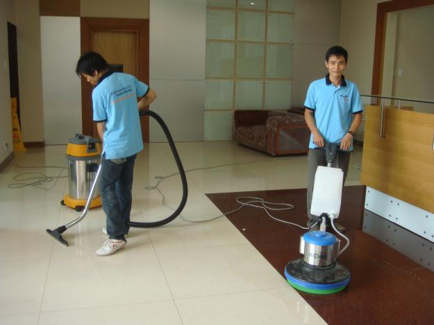 Dịch vụ vệ sinh chung cư chuyên nghiệp
