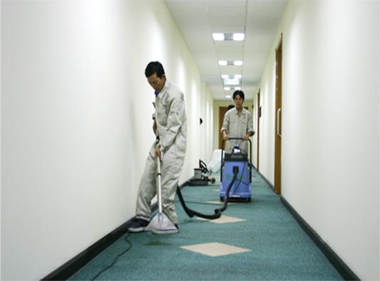 dịch vụ làm sạch hằng ngày tại nhật an