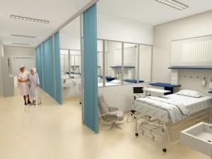 Dịch vụ vệ sinh bệnh viện chất lượng cao tại Nhật An