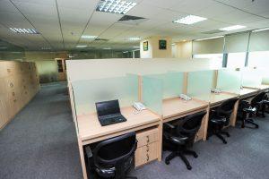 Thuê chỗ ngồi làm việc tại Hà Nội
