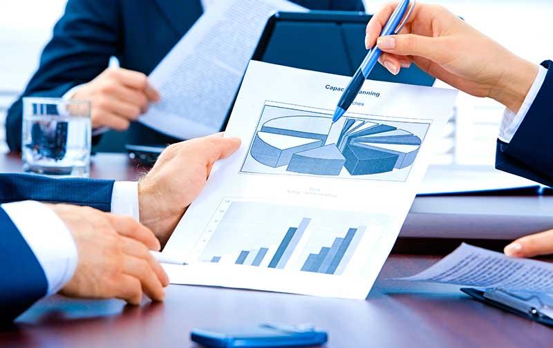 Dịch vụ báo cáo tài chính cuối năm.