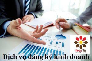 Dịch vụ đăng ký kinh doanh